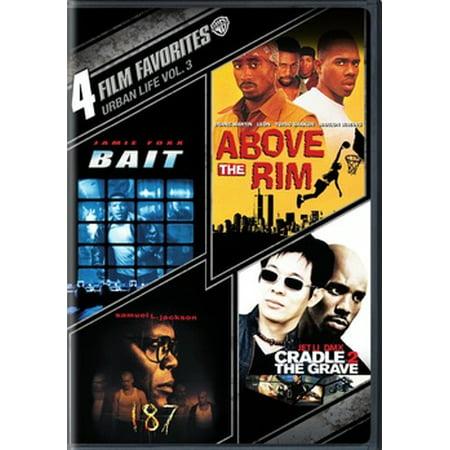 4 Film Favorites: Urban Life Volume 3 (DVD) - Le Film Halloween 3