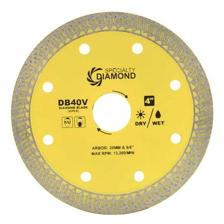 - Specialty Diamond DB40V 4