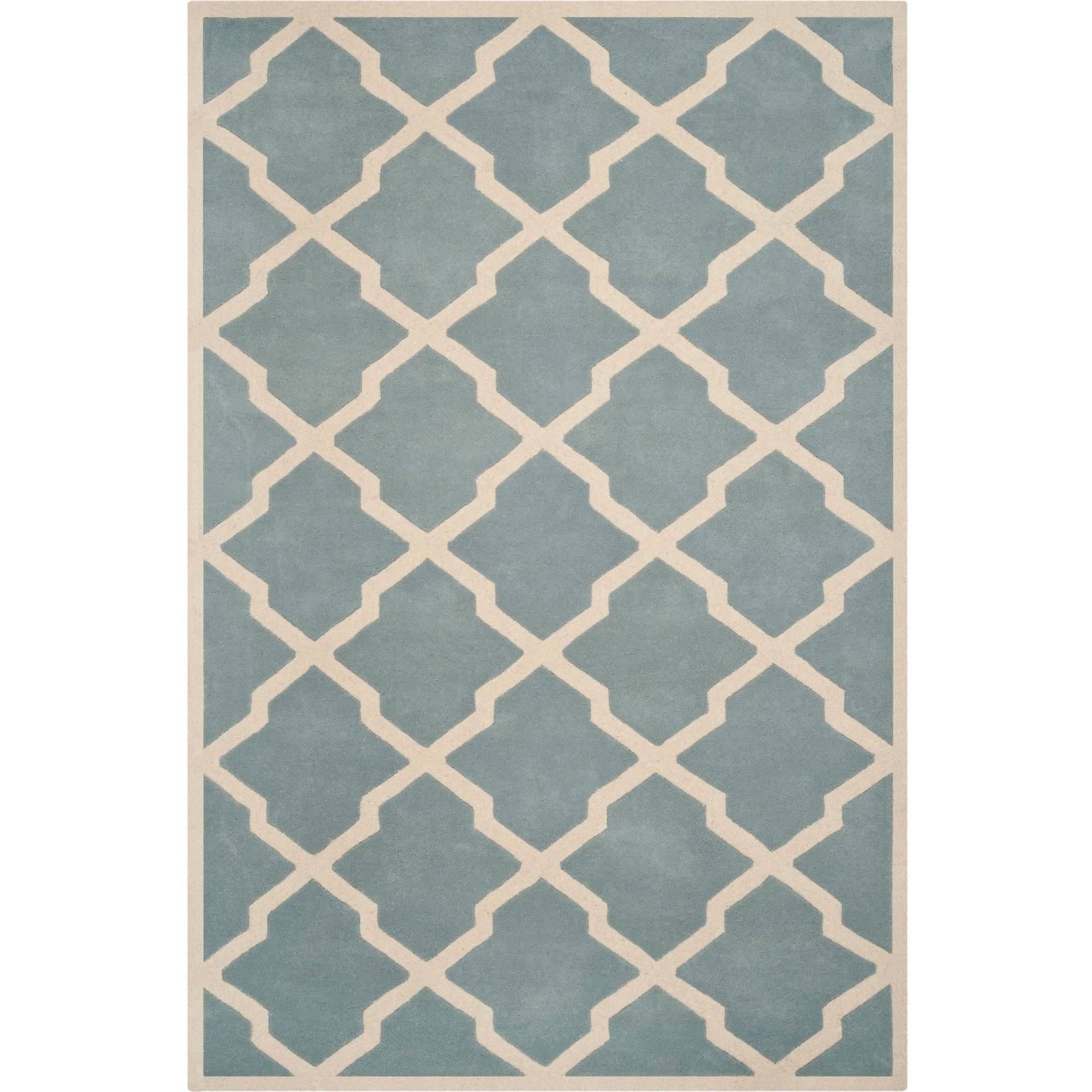 Safavieh Chatham Franklin Hand Tufted Wool Area Rug