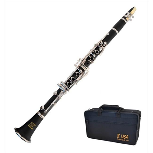 B Usa WCL-GBK Clarinet with Case