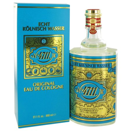 Muelhens 4711 Eau De Cologne (Unisex) for Men 27 (Canoe Eau De Cologne)