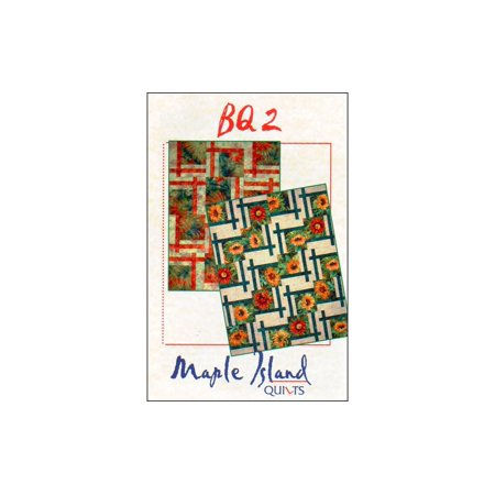 Maple Island Quilts BQ2 - Lily Quilt Pattern
