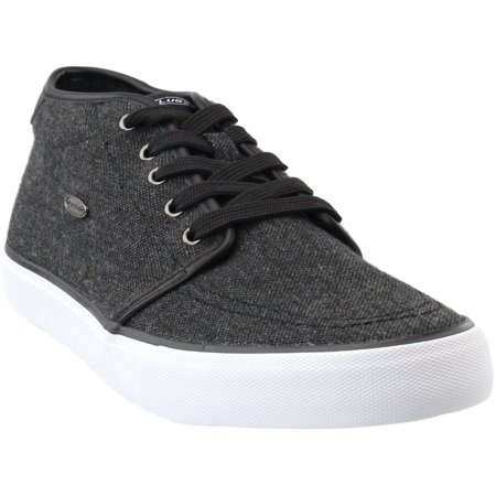 Lugz Mens Rivington Mid Skate Casual Sneakers Shoes -