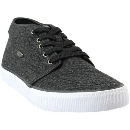Lugz Mens Rivington Mid Skate Athletic Sneakers Shoes