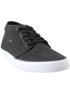 Lugz Mens Rivington Mid Skate Casual Sneakers Shoes -