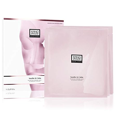 Erno Laszlo Soothe & Calm Sensitive Hydrogel Mask 4 Application