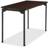 Iceberg, Maxx Legroom Wood Folding Table, 1 Each