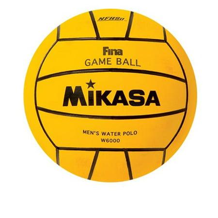 Water Polo Ball by Mikasa Sports, Size 5 Men - W6000 Series