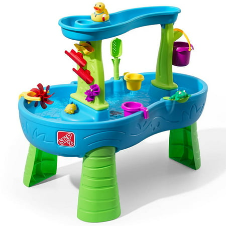Little Colorado Play Table - Step2 Rain Showers Splash Pond Water Table