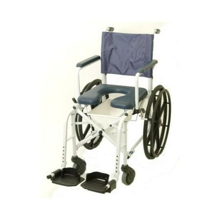 Invacare Mariner  Rehab Shower Commode Wheelchair