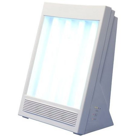 Sun Touch Plus Light And Ion Therapy Lamp - Improves Mood Energy &