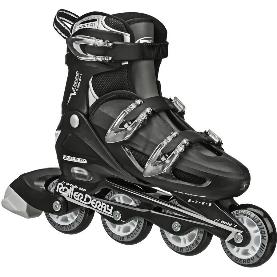 V-Tech 500 Men's, Black/White