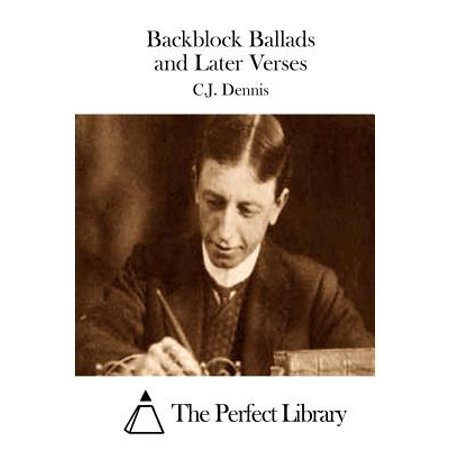 Backblock Ballads and Later Verses by