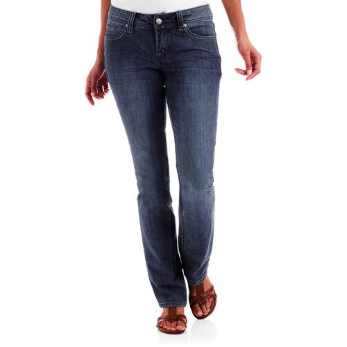 Faded Glory - Women's Premium Slim Bootcut Jeans