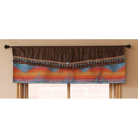Carstens Inc Arizona Southwest Curtain Valance