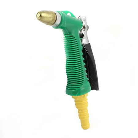 - Unique Bargains Replacement Trigger Adjustable Water Spray Sprayer Brass Hose Nozzle