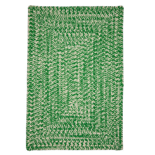 Colonial Mills Catalina Green Outdoor Area Rug