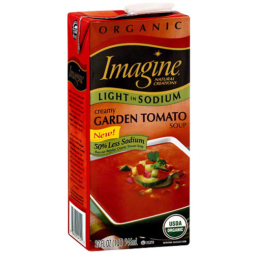 Imagine Foods Garden Tomato Soup, 32 oz (Pack of 12)