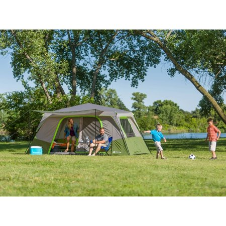 Ozark Trail Instant Tent With Private Room