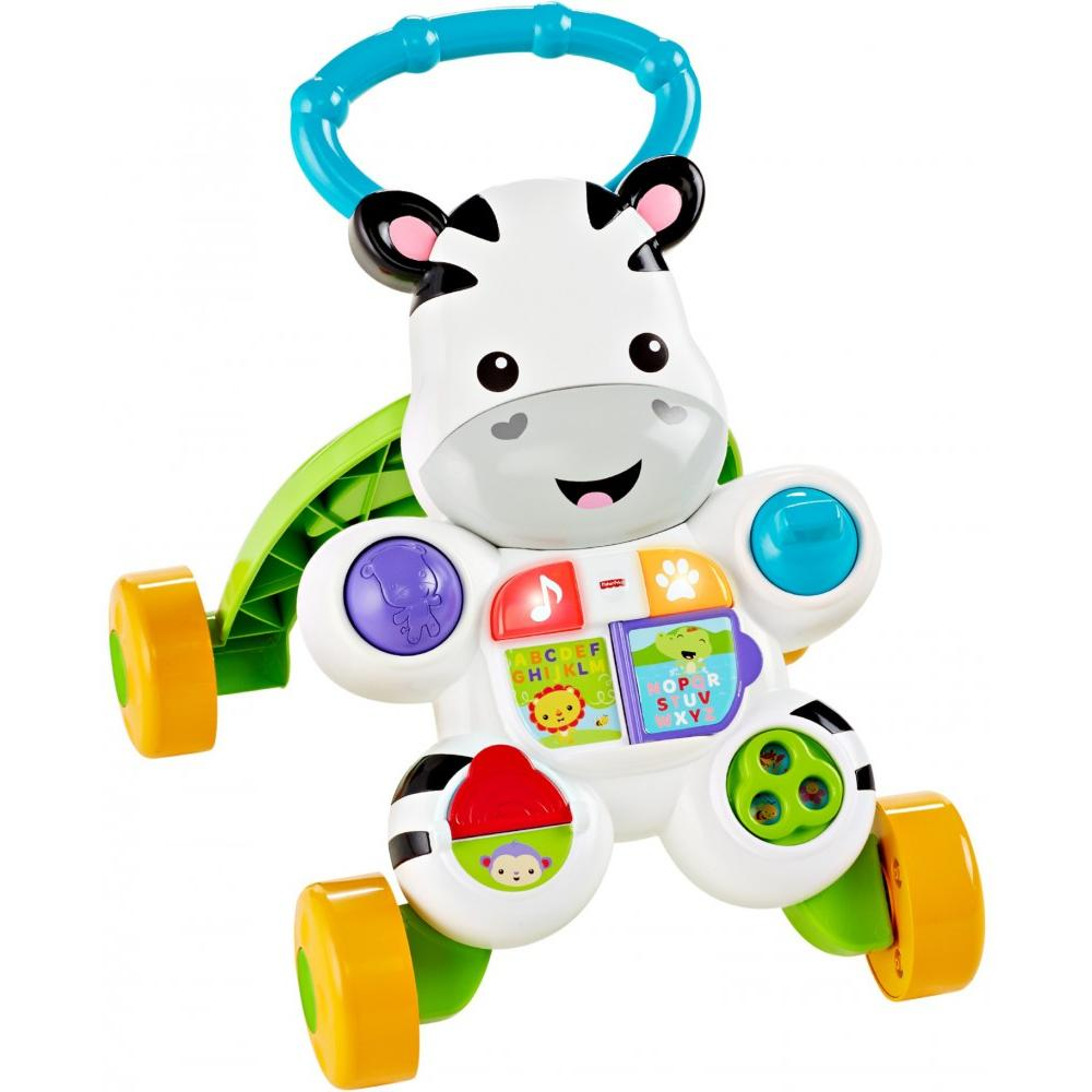 Fisher Price Learn with Me Zebra Walker by Fisher-Price