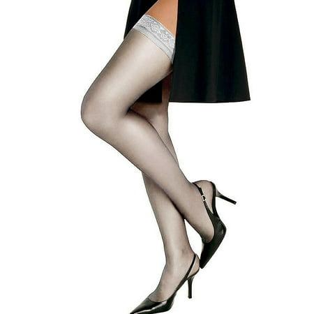 Womens Silk Reflections Thigh