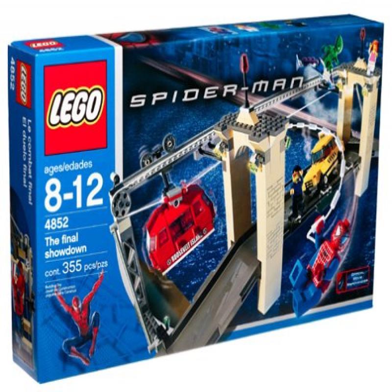 Lego Spider-Man vs. Green Goblin - The Final Showdown