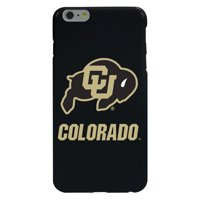Colorado Buffaloes Case for iPhone 6 Plus/6s Plus Black