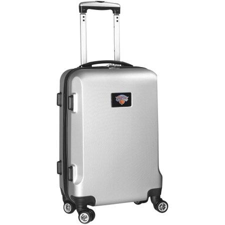 New York Knicks 20u0022 Hardcase Rolling Bag - Silver - No Size