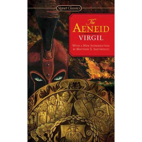 a review of the book the aeneid This is a handsome book and sturdily constructed with a ribbon bookmark i am  not a latinist but i have over the years immersed myself in latin.