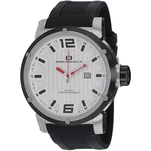 Oceanaut Men's Spider Watch Quartz Mineral Crystal OC2110