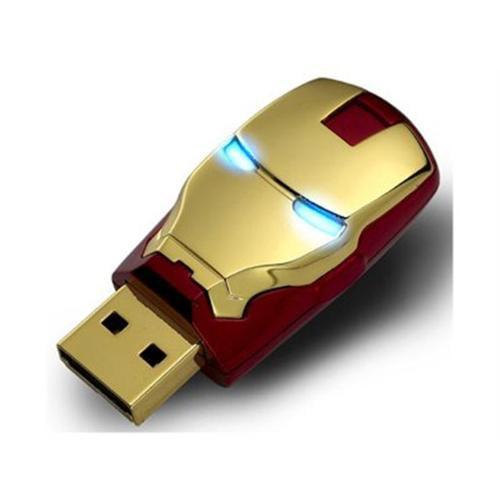 The Avengers USB 8GB Flash Drive Avengers Iron Man