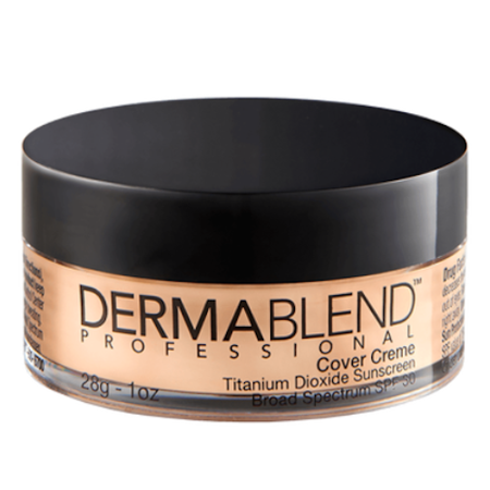 Dermablend Cover Creme CAFFE BROWN SPF 30 - 1 Oz