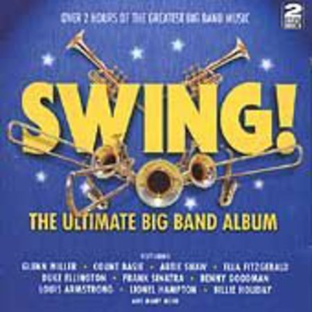 Swing: Ultimate Big Band Album / Various (CD)