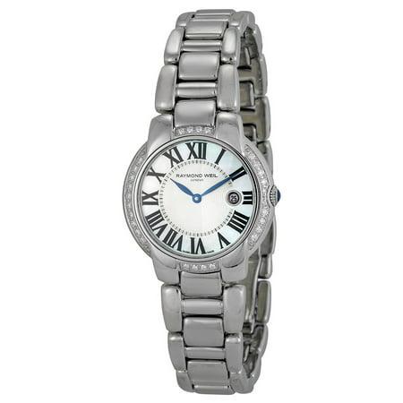 Raymond Weil Jasmine Ladies Watch (Raymond Weil Diamond Wrist Watch)