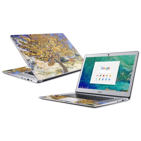 """Acer Tree (MightySkins Skin for Acer Chromebook 15"""" (2018) - Mulberry Tree 