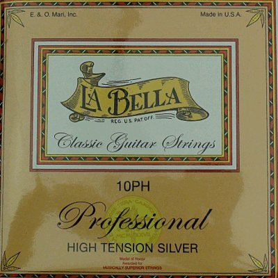 LA BELLA GUITAR STRING SET (La Bella Guitar)