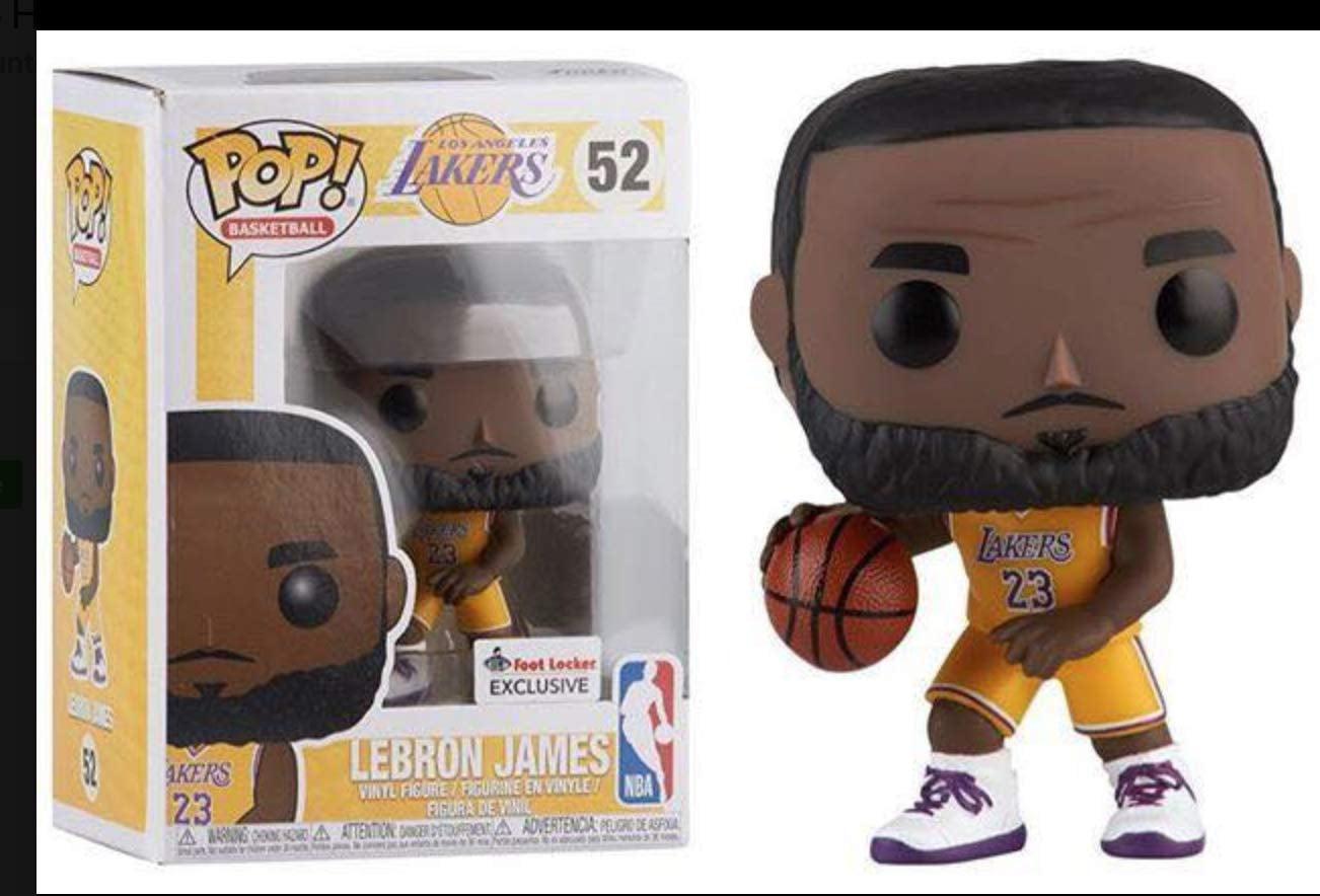 Funko Basketball Los Angeles Lakers