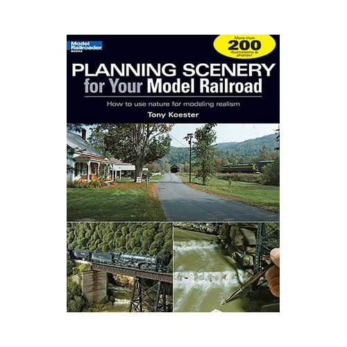 12410 Planning Scenery for Your Model RR Multi-Colored