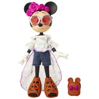 Disney Minnie Mouse Floral Festival Fashion Doll