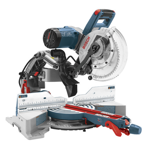 Bosch CM10GD 15 Amp 10 in. Dual-Bevel Glide Miter Saw by Bosch