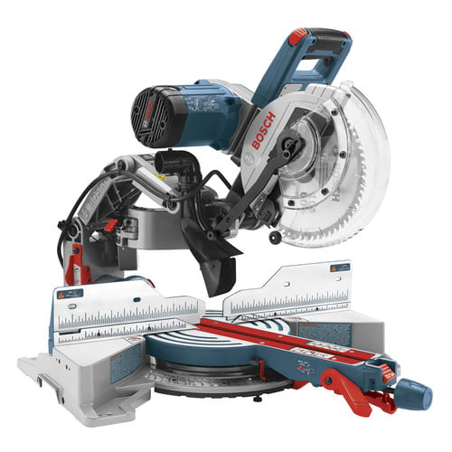 BOSCH Miter Saw,120V,4800 rpm,10 in. dia. CM10GD by Bosch