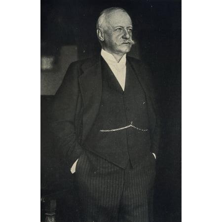 Bernard Von Bulow 1849-1929 German Diplomat And Statesman Stretched Canvas - Ken Welsh  Design Pics (12 x 19) (Pics Von Sonnenbrillen)