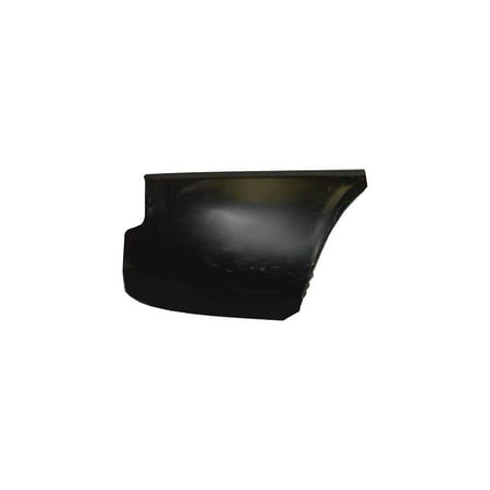 Eckler's Premier  Products 33149767 Camaro Lower Rear Quarter Repair Panel (Quarter Panel Rust Repair)