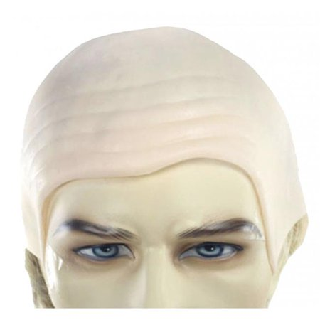BALD CAP KRYOLAN LATEX (Bald Cap With Hair)