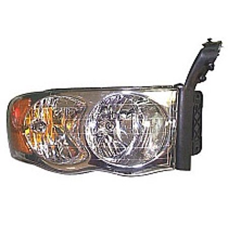 Go Parts 2002 2005 Dodge Ram Front Headlight Headlamp Embly Housing