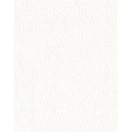 Brisa 5747 Breathable Luxurious Simulated Leather Fabric, White