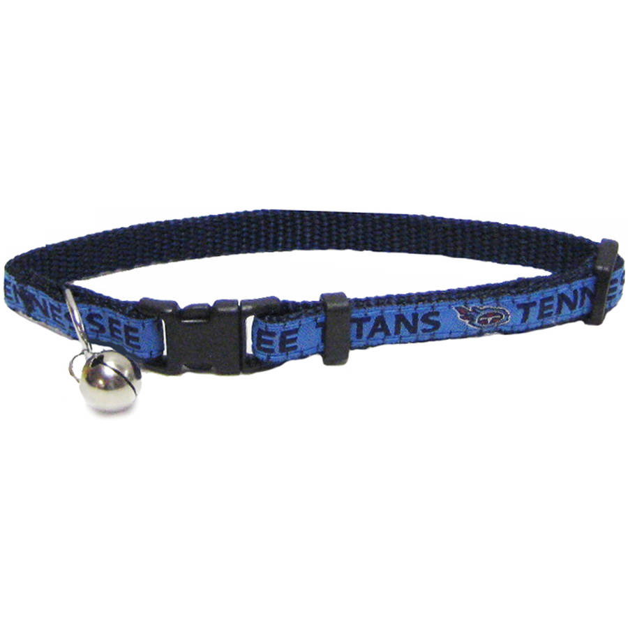 Pets First NFL Tennessee Titans Cat Collar