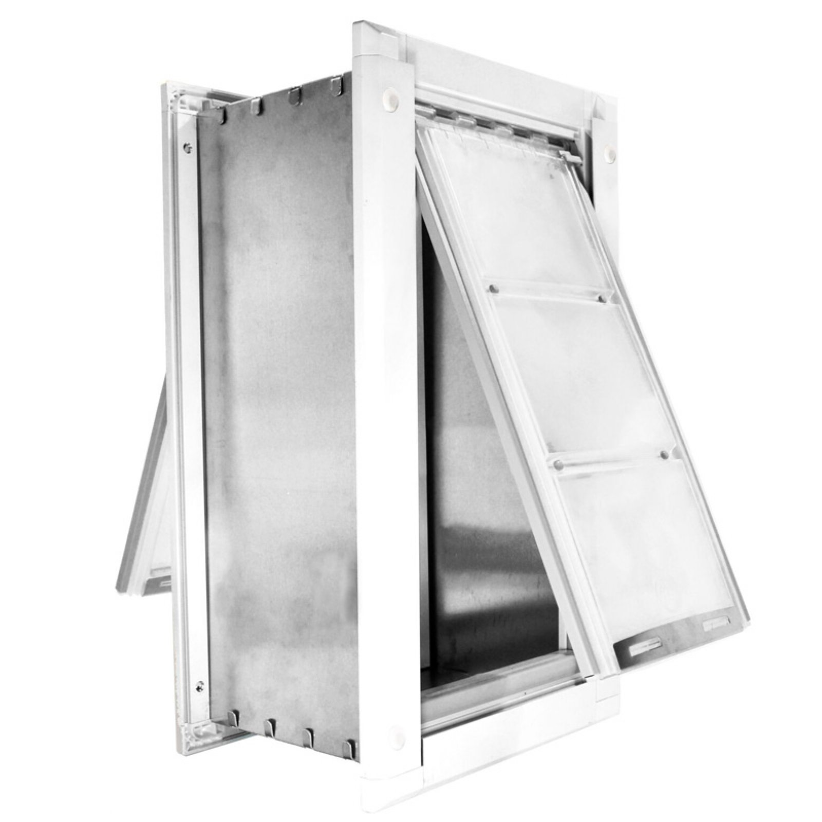 Endura Flap Pet Doors Double Flap Pet Doors for Walls