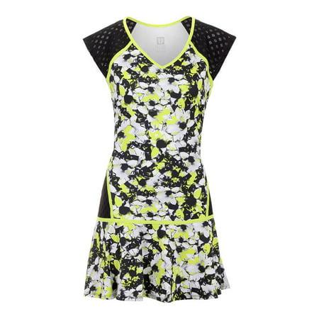 Express Womens Dresses (Women`s Lattice Tennis Dress Morning Glory)