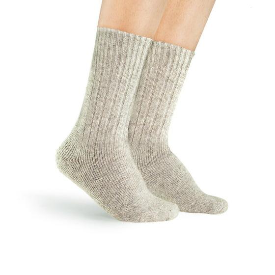 Duray - 100% Pure Wool Socks - Women bb1a9ad32